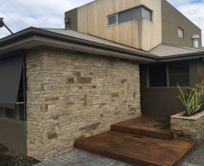 Dry Stone Wall Panel